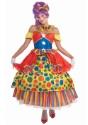 Big Top Belle Clown Costume
