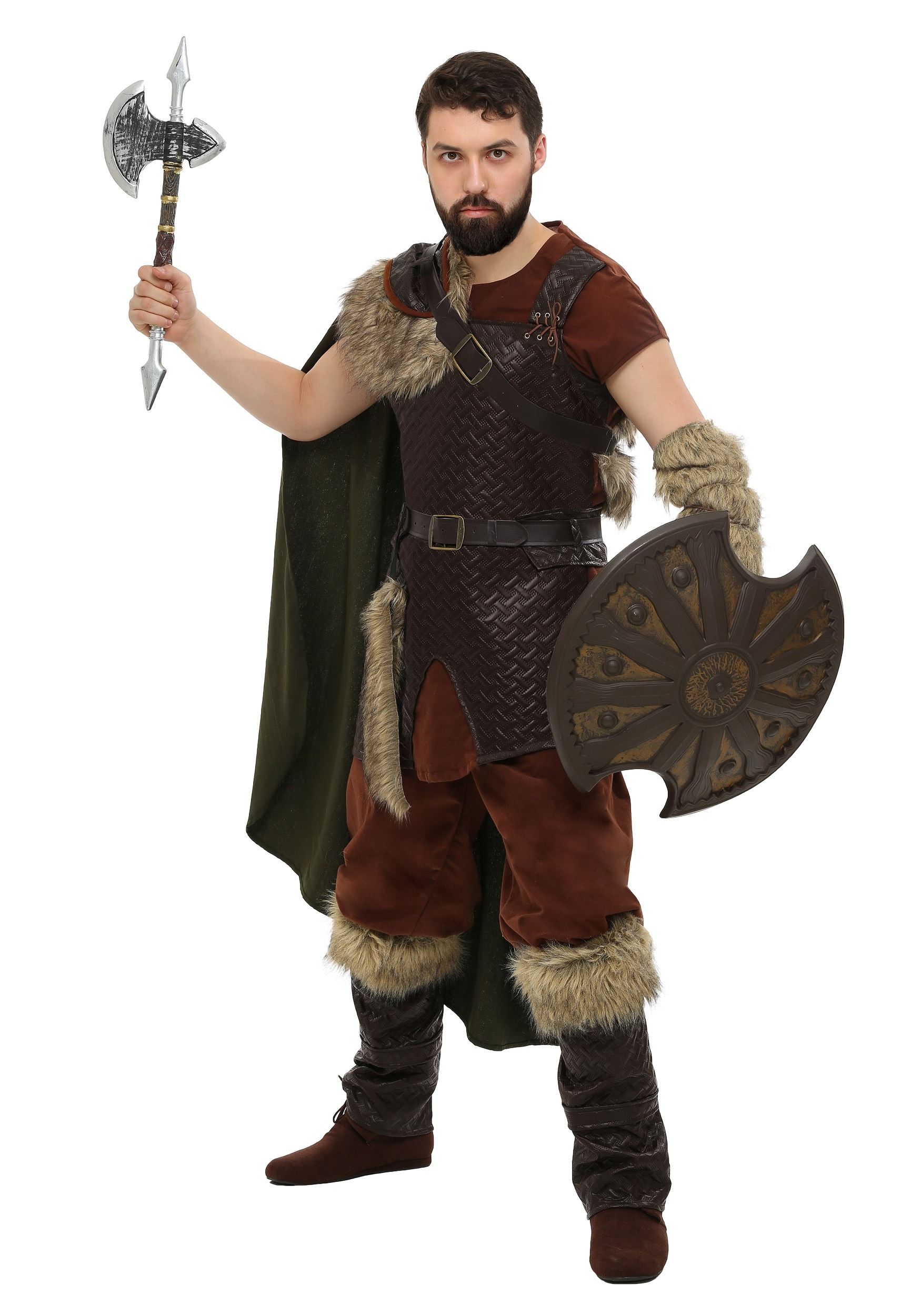 Adult Nordic Viking Costume  sc 1 st  Halloween Costumes UK : womens viking costume  - Germanpascual.Com