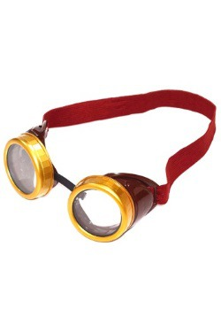 Steampunk Brown Goggles