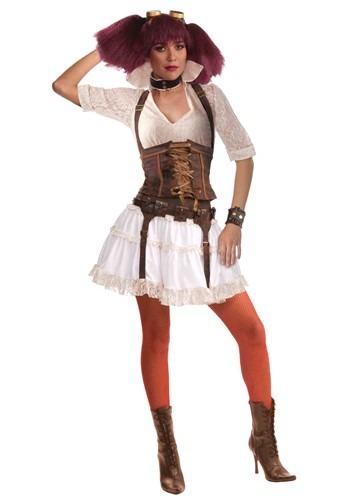 Women's Steampunk Costume