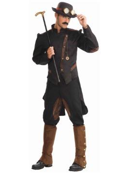 Steampunk Gentleman Costume