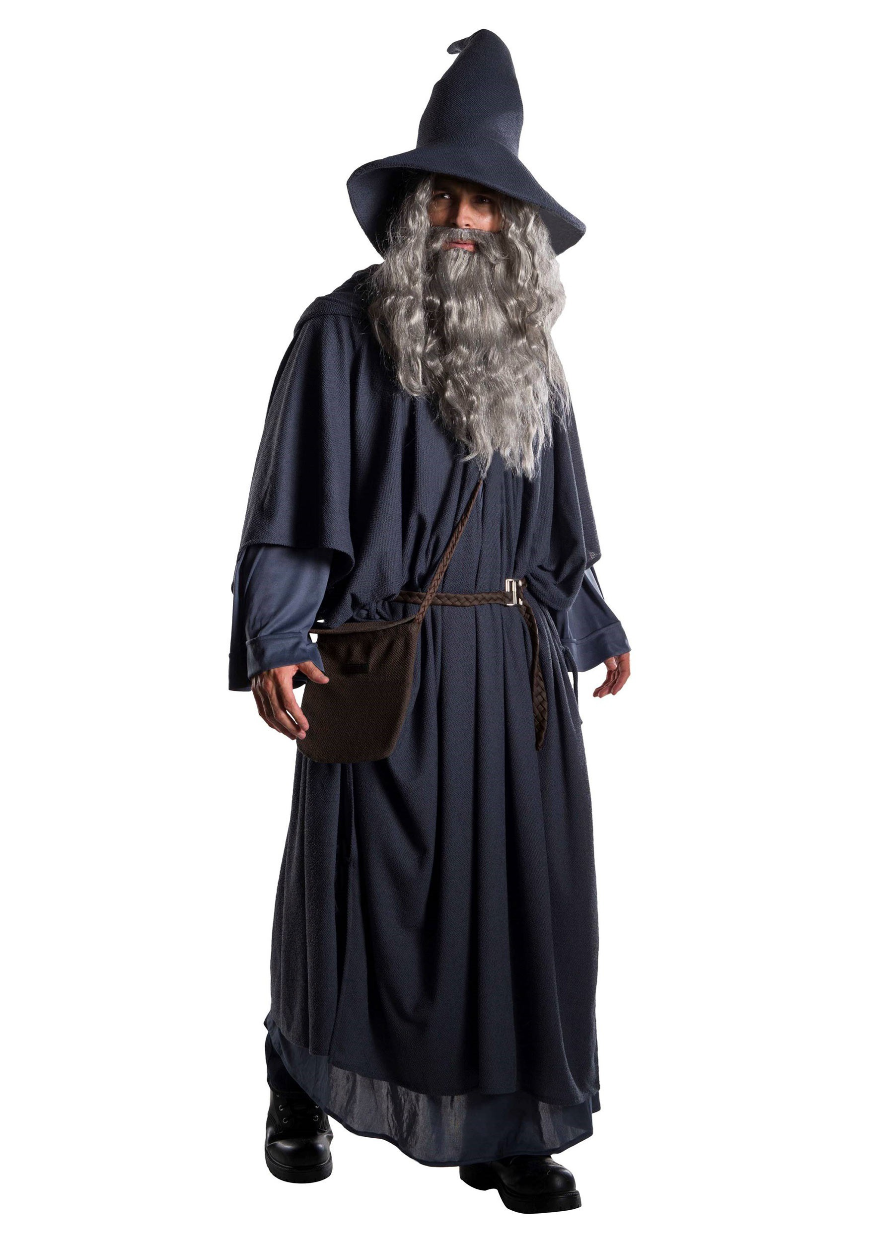 Adult Premium Gandalf Costume  sc 1 st  Halloween Costumes UK & Wizard Costumes - Mens Plus Size Sexy Wizard Halloween Costumes