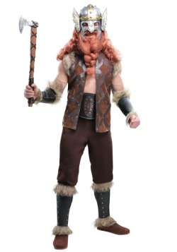 Viking Barbarian Mens Costume
