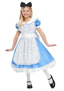 Girls Elite Alice Costume