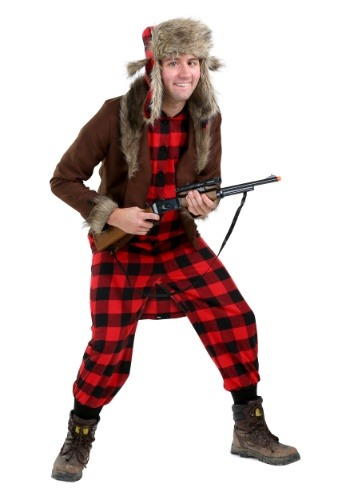 Men's Wabbit Hunter Costume
