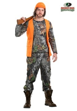 Adult Camo Hunter Costume