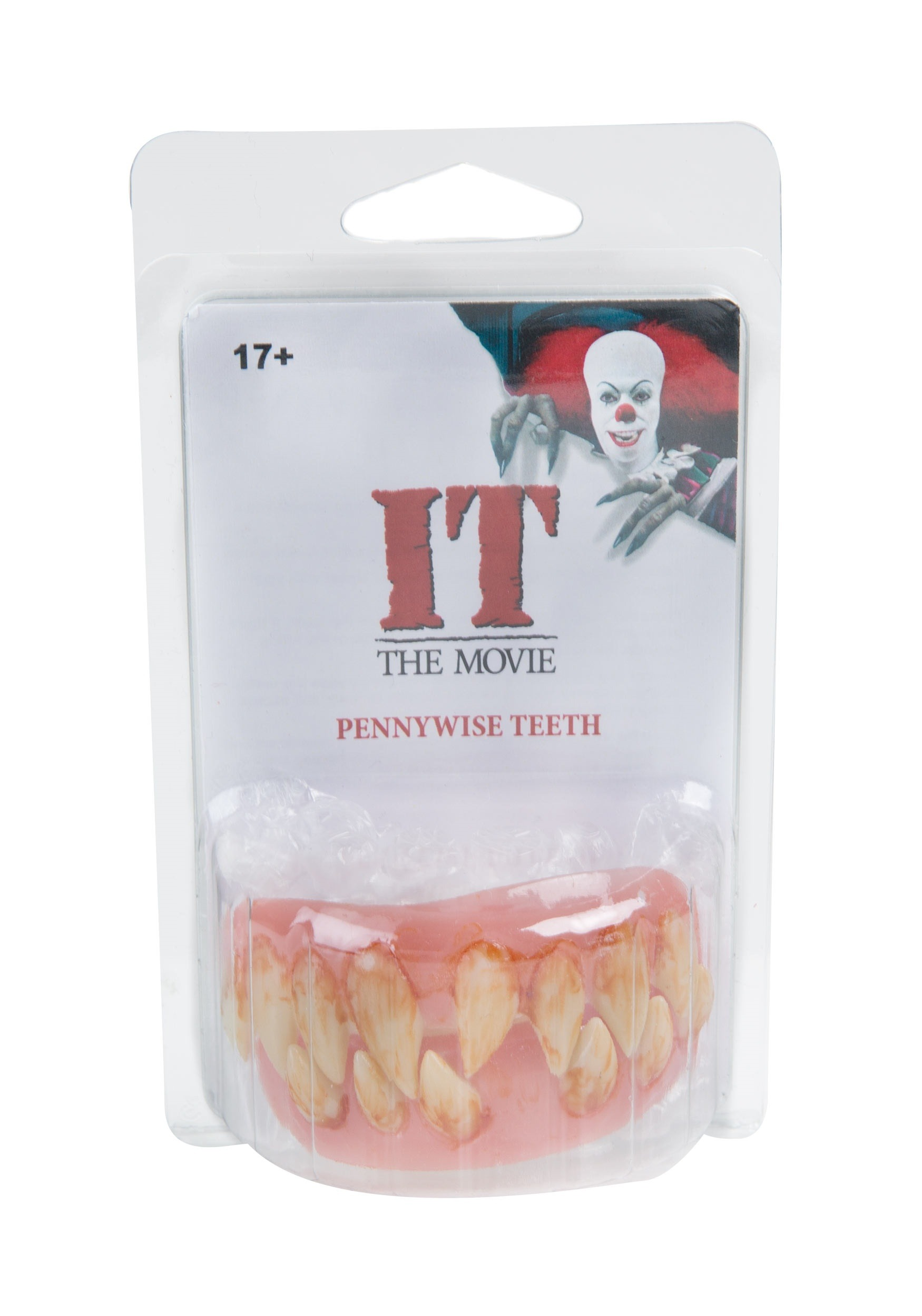 Stephen King Pennywise Teeth From It