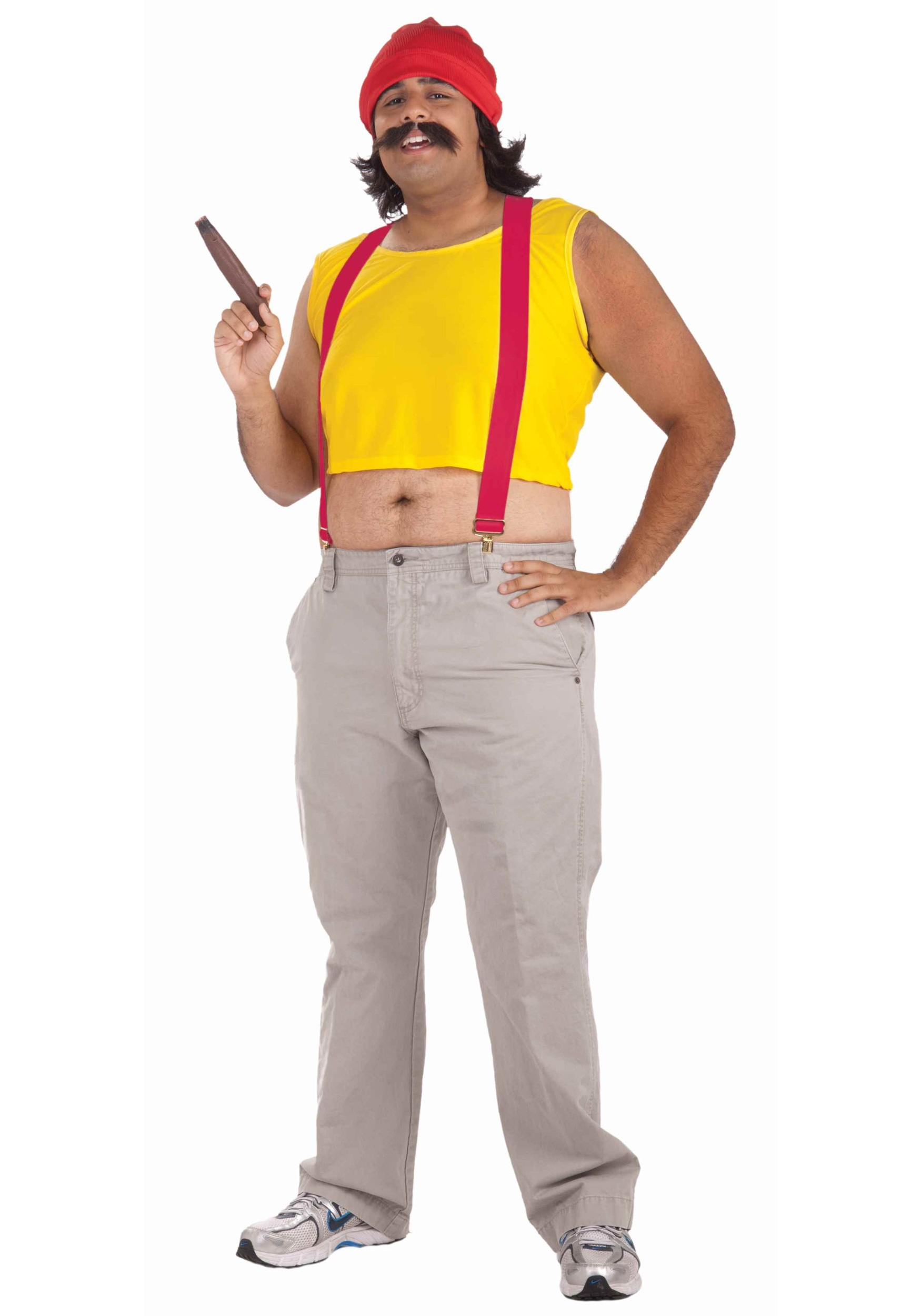 cheech costume