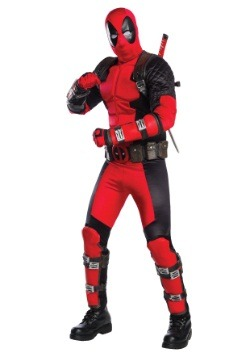 Adult Grand Heritage Deadpool Costume