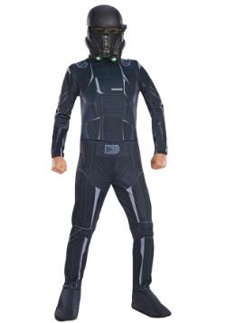 Star Wars: Rogue One Shadow Trooper Boys Costume