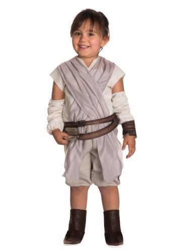 Star Wars The Force Awakens Toddler Rey Costume