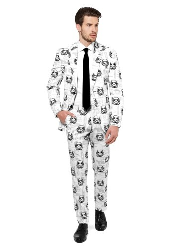 Star Wars Stormtrooper Mens Opposuit