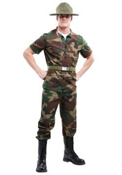Men's Plus Drill Sergeant