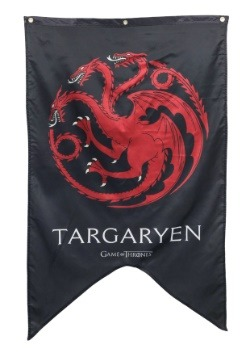 Game of Thrones Targaryen 30x50 Banner