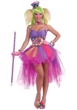 Tutu Lulu the Clown Costume