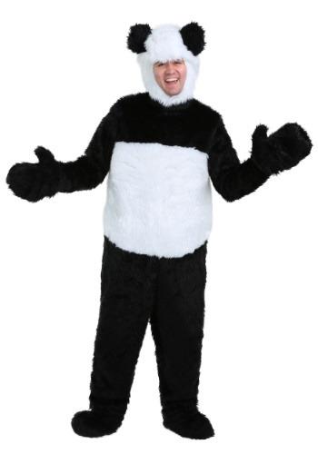 Deluxe Panda Adult Costume