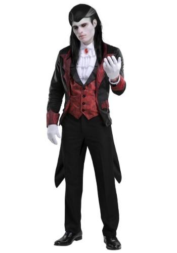 Men's Dashing Vampire Costume