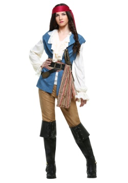 Seven Seas Sweetie Womens Costume