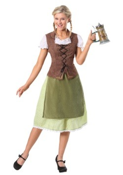 Women's German Alpine Beauty Costume