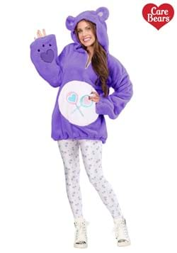 Care Bears Deluxe Share Bear Hoodie Women's Costume