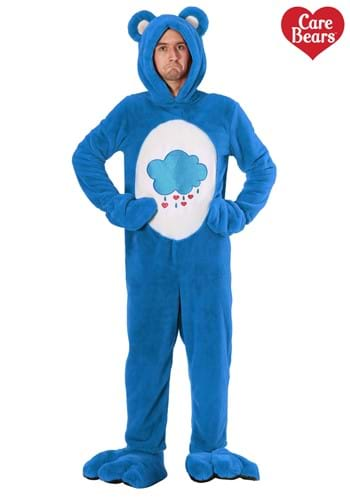 Care Bears Deluxe Grumpy Bear Adult Costume