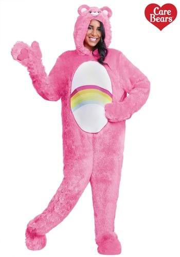 Care Bears Adult Classic Cheer Bear Costume_update