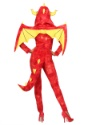 Dazzling Dragon Womens Costume