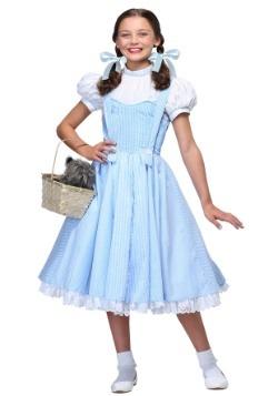 Deluxe Kansas Girl Kids Costume