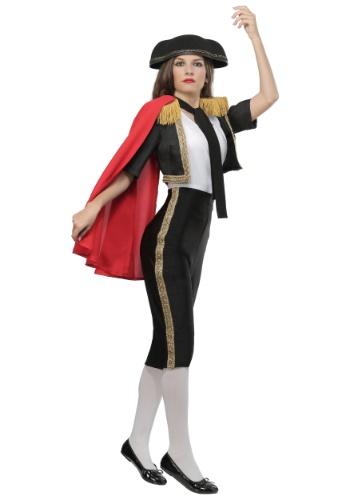 Magnificent Matador Womens Costume