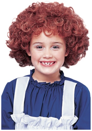 Child Orphan Wig