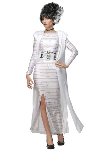 Women's Plus Size Bride of Frankenstein