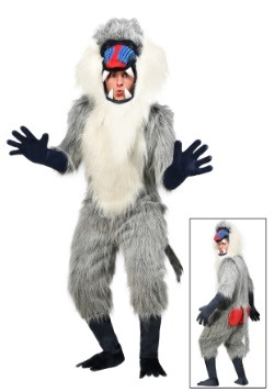 Adult Baboon Costume