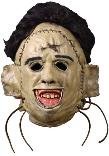Texas Chainsaw Masacure 1974 Leatherface Killing Mask
