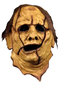 Texas Chainsaw Massacre Adult Leatherface 3/4 Mask
