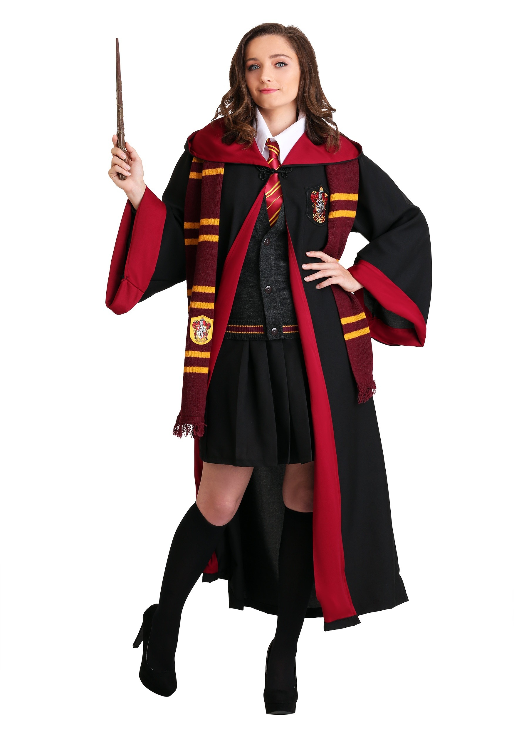Plus Size Hermione Women's Costume from Harry Potter