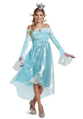 Super Mario Rosalina Deluxe Womens Costume