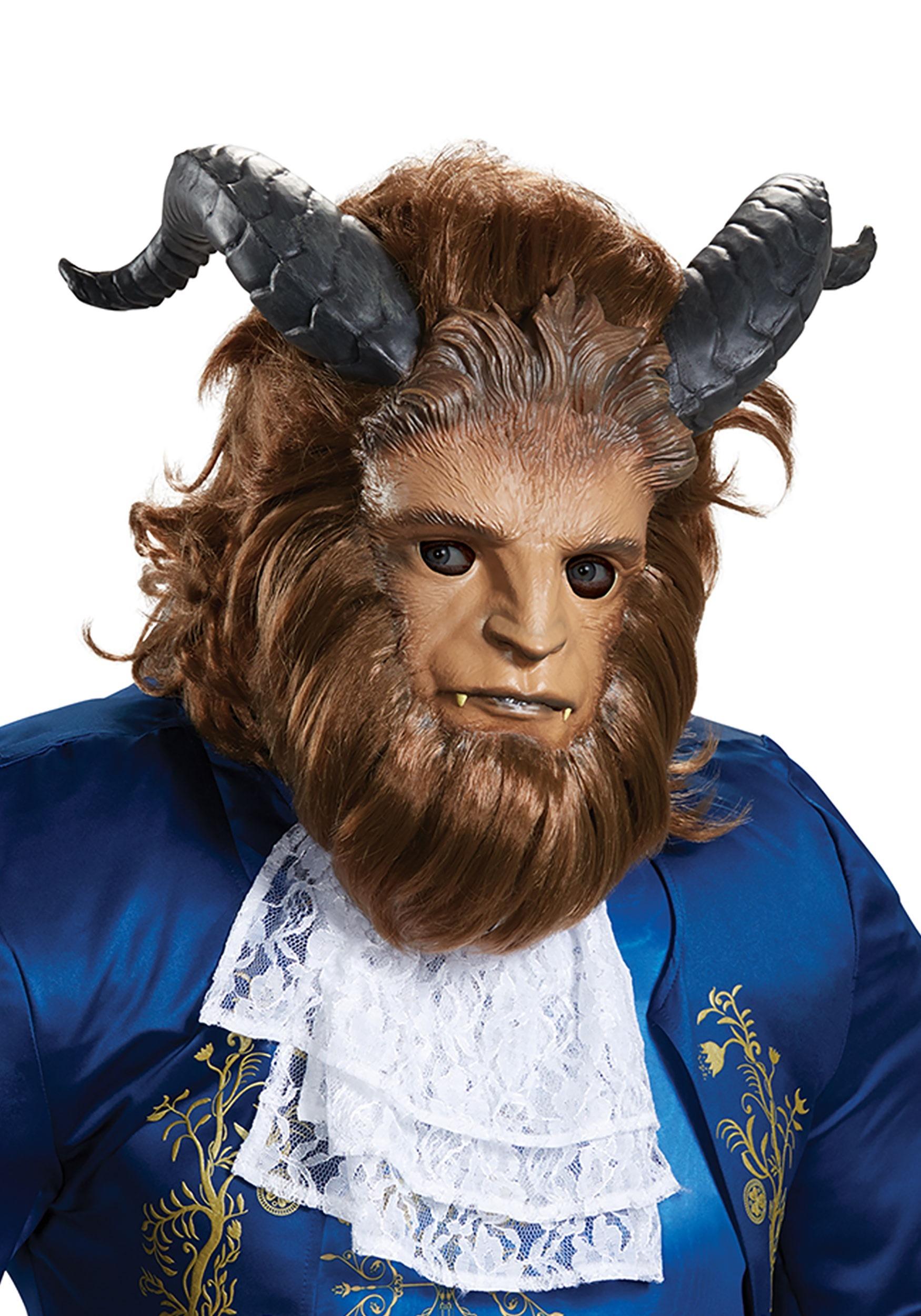 acb5b832f5 Beauty and the Beast Ultra Prestige Beast Mask