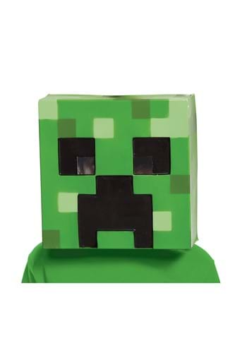 Minecraft Creeper Vacuform Mask