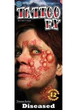 Diseased FX Tattoo Kit