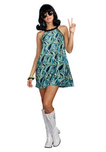 Women's The Beat Goes On Disco Costume