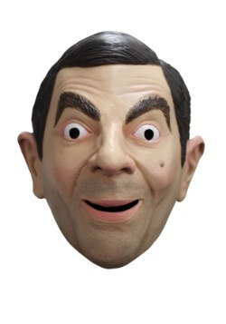 Mr. Bean Adult Mask