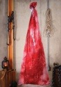 Bloody Body in a Bag Decoration