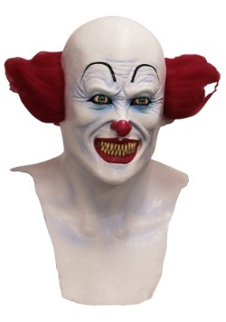 Scary Demon Clown Adult Mask