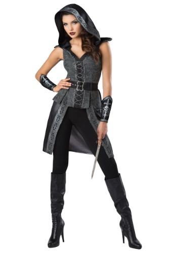 Woman's Dark Woods Huntress Costume