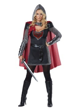 Women's Valorous Knight Costume