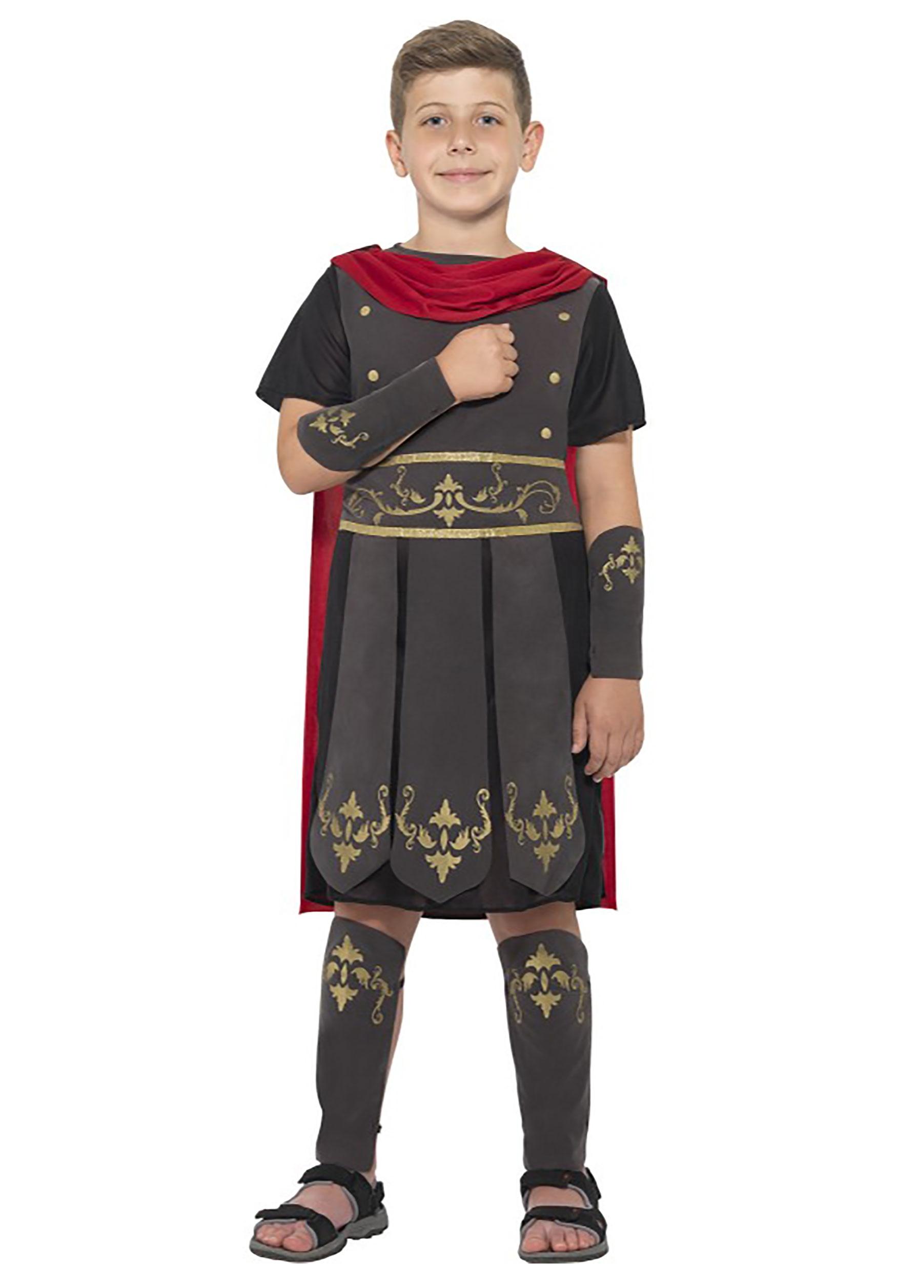 Boys Roman Soldier Costume  sc 1 st  Halloween Costumes UK & Roman Costumes - HalloweenCostumes.com