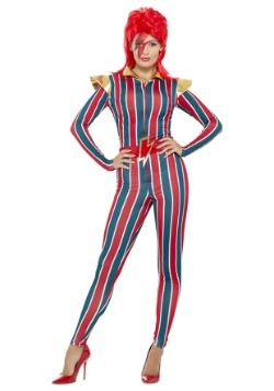 Women's 80's Space Superstar Costume