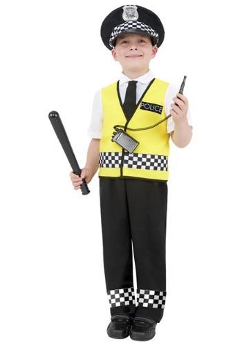 Child Cop Costume