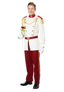 Mens Royal Storybook Prince Costume