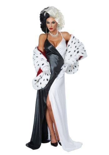 Women's Cruel Diva Costume